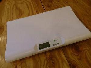 ペット体重計